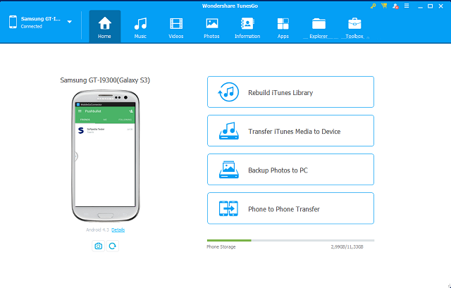 phần mềm sao lưu dữ liệu cho android trên pc